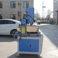 Metal CNC Router with Table Moving for Aluminum Steel Mould