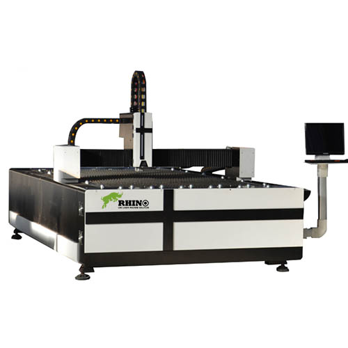 1000W Fiber Laser Cutting Machine for Metal Cutting