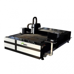 Fiber Laser Cutter 1000W for carbon steel stainless steel cutting