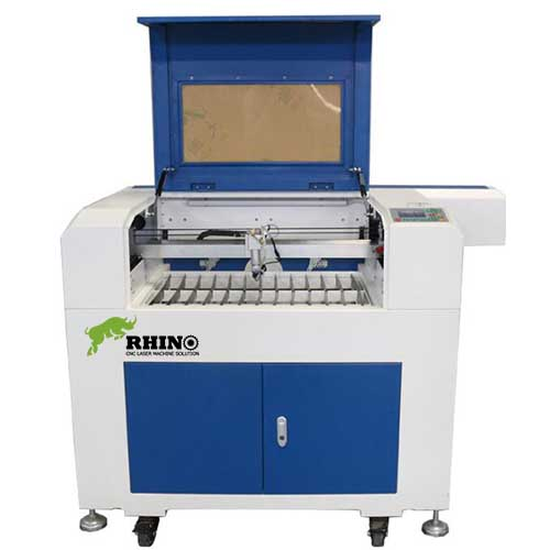 Co2 Laser Cutting Engraving Machine R-6040 Mini Size
