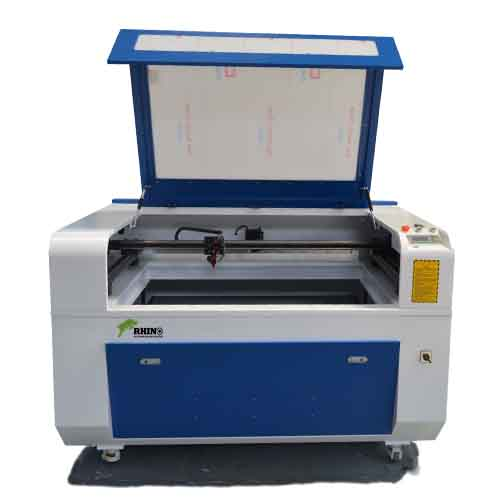 Best 1610 Acrylic Wood Fabric Laser Cutting Machine with Glass Laser Tube