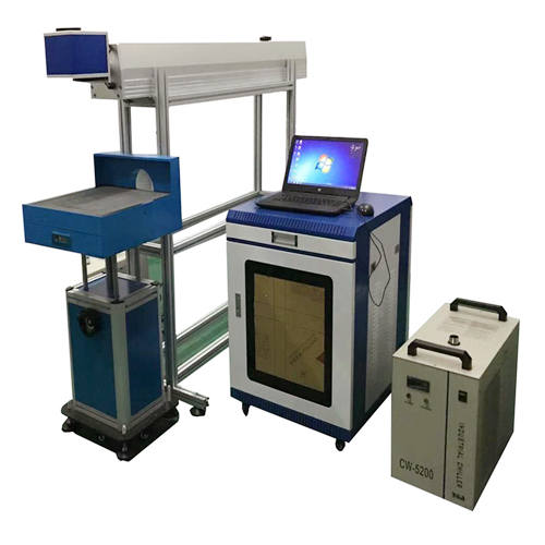 Best Co2 Laser Marking machine 100W glass tube RC-100