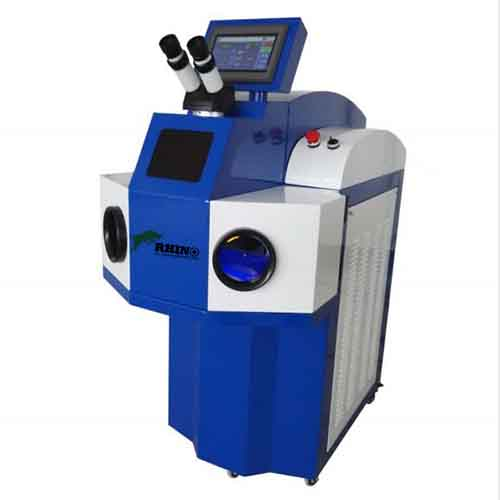 Gold Silver Laser Welding Machine 200w for Jewelry